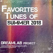 Favorites Tunes Of Summer 2018
